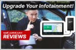 Here's our 5 reasons why you should upgrade your car's infotainment unit