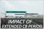 Impact of extended circuit breaker period on drivers