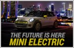 The future is here - MINI Electric