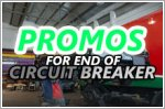 End of Circuit Breaker promotions that workshops are offering (June-2020)