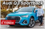 Audi Q3 Sportback: 5 things that got our attention