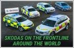 Skodas on the frontline around the world