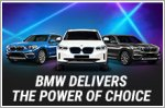 BMW delivers the power of choice