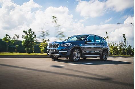 SLX BMW