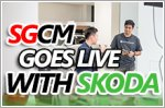 sgCarMart goes live with Skoda to bring you the best deals