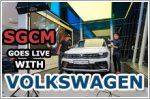 sgCarMart and goes live with Volkswagen
