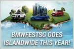 BMWFestSG goes islandwide this year!
