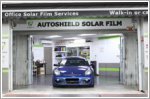 Autoshield Solar Film has your car protected
