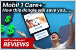 The Mobil1 Care+ Dongle helps you save on repairs