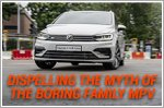 Dispelling the myth of the boring family MPV