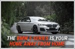The new BMW 5 Series is your home away from home