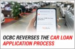 OCBC reverses the car loan application process