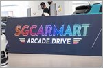 sgCarMart concludes its first Arcade Drive event