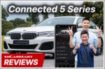 5 tech features we love in the new BMW 5 Series