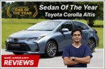 The Toyota Corolla is a great all-rounder