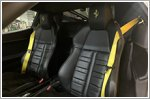 Customise car leather seats and upholstery with Auto Image