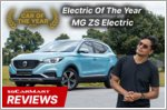 The MG ZS makes electric mobility affordable