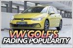 The VW Golf to face major sales hurdles