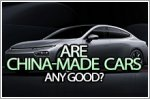 The German, Japanese and Korean cars are fine, but China-made should not be dismissed