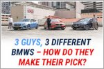 We make a pick of our first BMWs