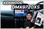 The Kenwood DMX9720XS will enhance your drive