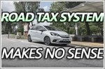 Road tax should be made more transparent and simpler