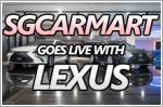 We go live on Facebook with Lexus
