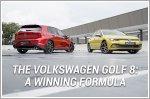 The Volkswagen Golf: A winning formula