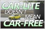 Car-lite doesn't mean car-free