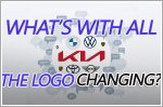 It's not just Kia: Why is everyone so desperate recently to announce new logos?