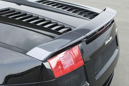 The Hamann Lamborghini Gallardo Spyder