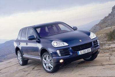 Porsche Presents The Next Generation Cayenne More Performance Less Fuel