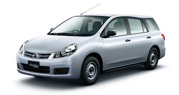 Mazda Launches Fully Redesigned Familia Van