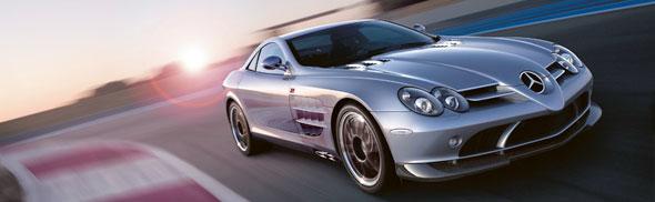 Mercedes Benz Slr Mclaren 722 Edition