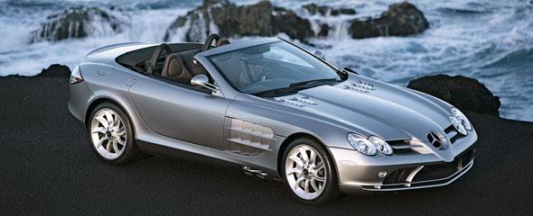 Mercedes Benz Slr Mclaren Roadster An Open Air Adventure For All