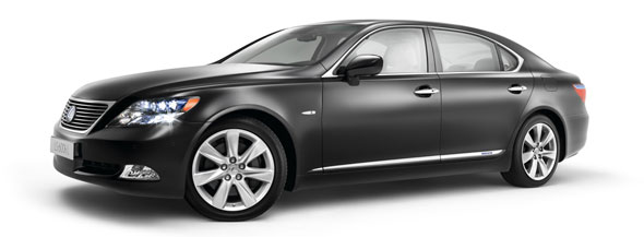 Lexus Ls600h And Ls600hl World S First V8 Hybrid Full Time All Wheel Drive