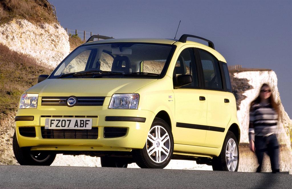 Fiat Panda Is 4x City Car Winner