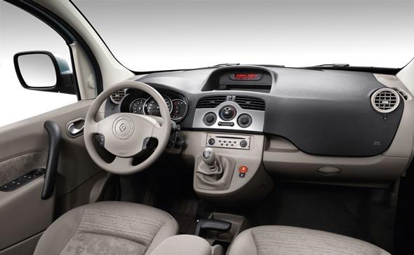 New Renault Kangoo: More Practical, More Comfortable