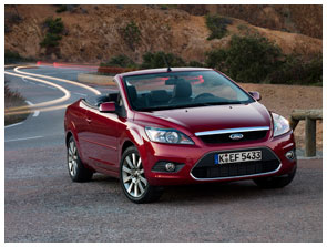 Ford Focus Cabriolet - Focused on being topless