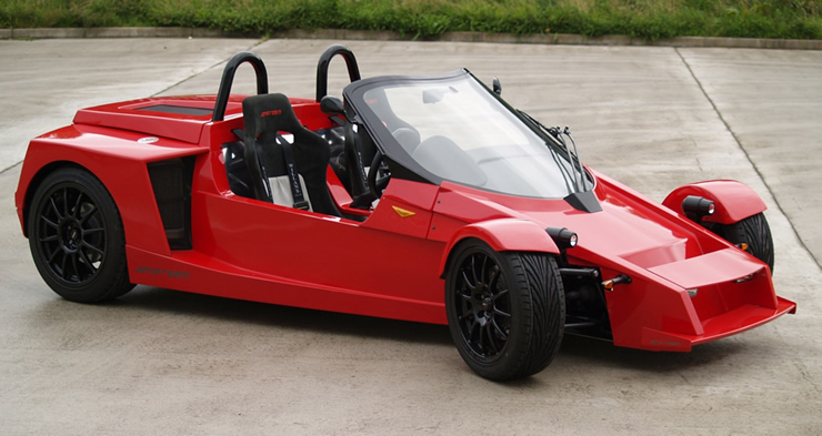Great The Mid Engined, Rear Wheel Drive Road Legal Two Seater SC250 Is Now In  Production After Completing An Extensive Testing Programme, Following The  Unveiling ...