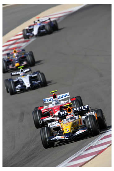 Ing Launches Free Youtube Channel All About Formula One