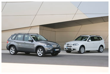 Bmw Earns Top Safety Pick Awards For 3 Series Sedan X5 And X3