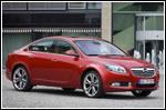 Opel Insignia sales top European Q1 charts