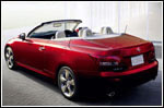 Lexus launches IS250 convertible
