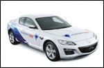 Mazda unveils Norway-spec hydrogen-powered RX-8