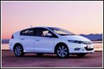 Honda Insight tops Japanese sales charts