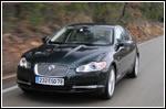 Jaguar XF named Best Executive Car