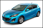 Mazda launches all-new Axela