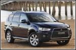 Mitsubishi Outlander undergoes an Evolution