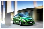 Mazda 2 begins production in Thailand